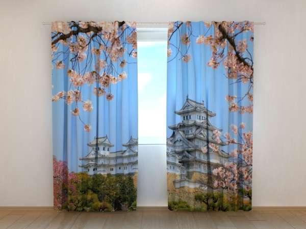 Fotogardinen: FRÜHLING IN JAPAN