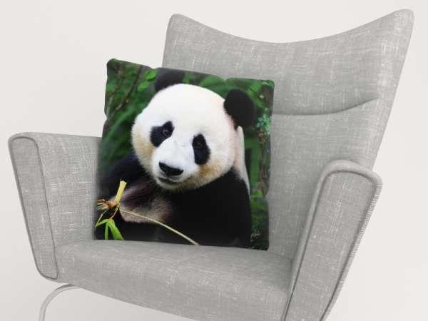 Foto-Kissenbezug: PANDA